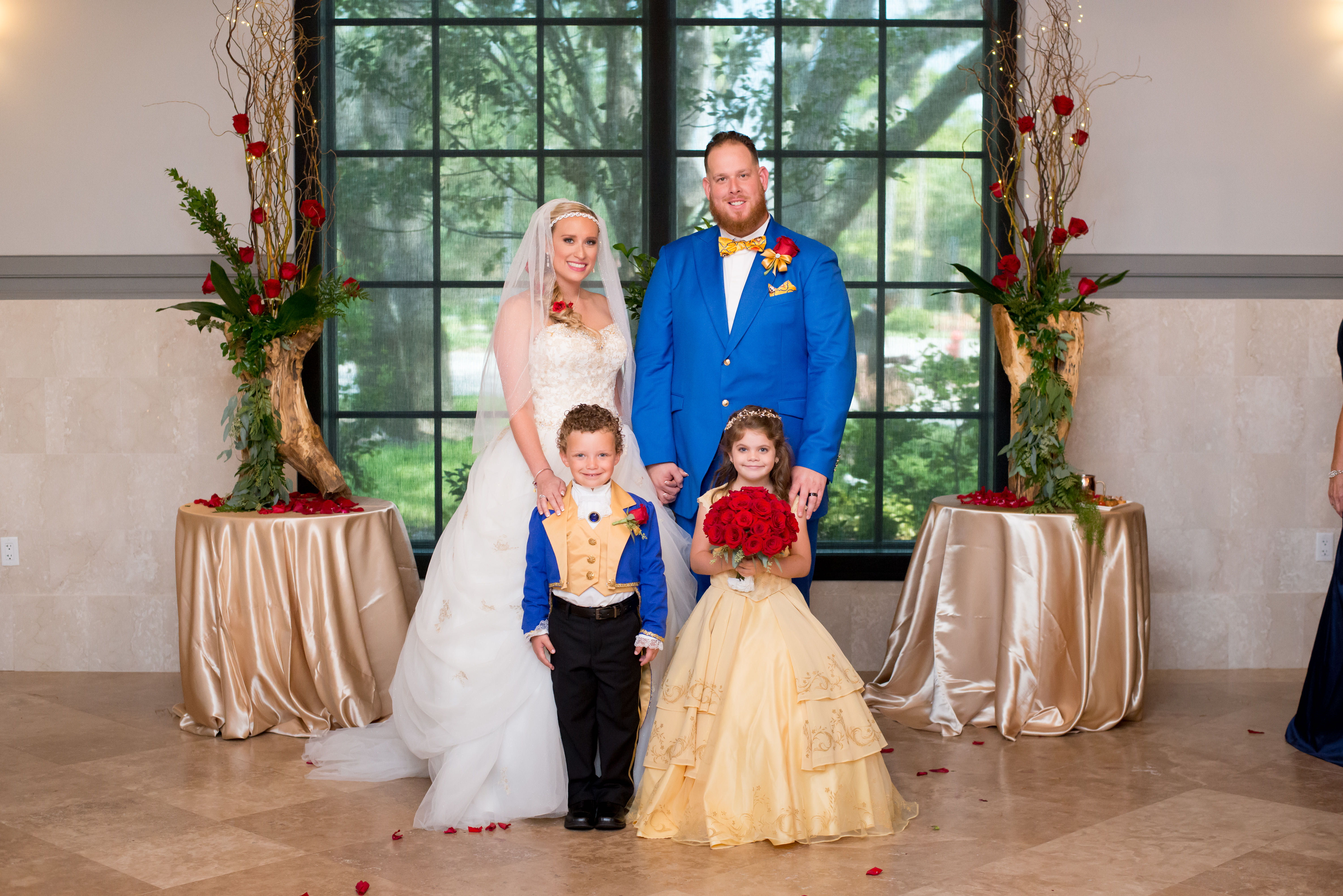 Beauty And The Beast Themed Wedding.Our Disney Inspired Beauty And The Beast Themed Wedding Meet The